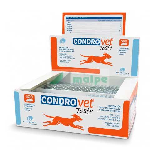 CONDROvet Taste 500 Comprimidos