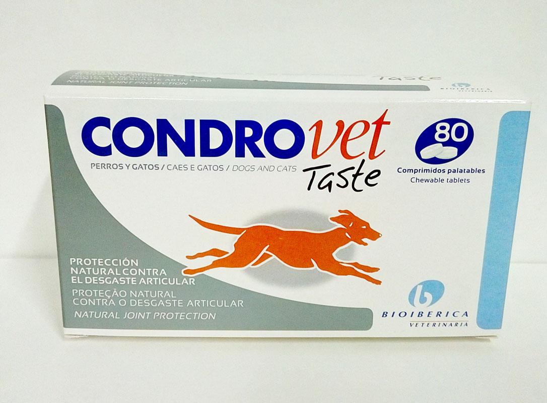 CONDROvet Taste 80 Comprimidos