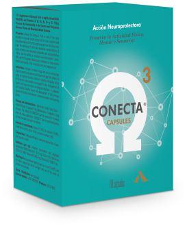 CONECTA 3 CAPSULAS (80 Unidades)