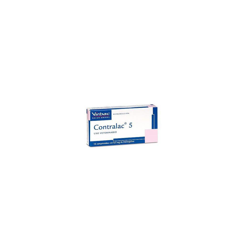 CONTRALAC 0.5mg - 16 comprimidos