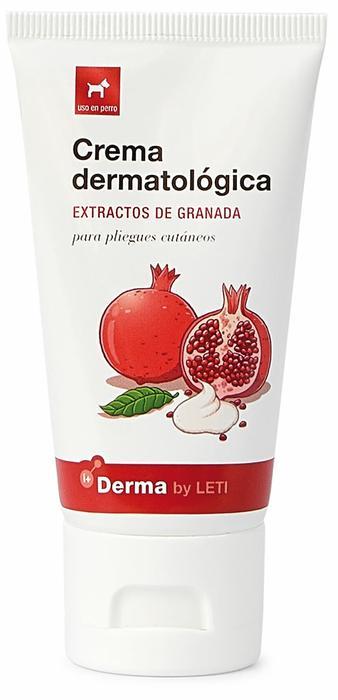 Crema dermatológica extracto de granada