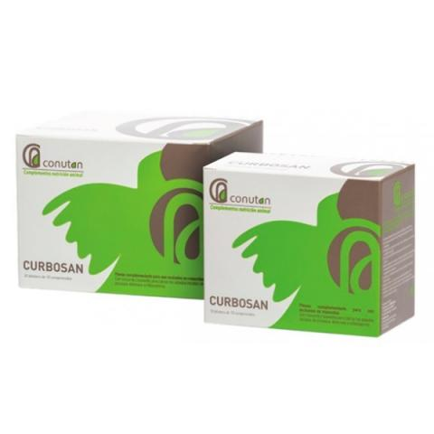 CURBOSAN 15 Blisters x 10 Comprimidos