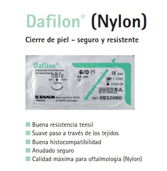 DAFILON 2/0 DS24 36 UN (C0935360)