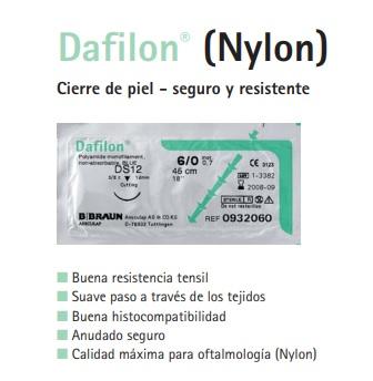DAFILON 0 DS30/75 CM 12 UDS (G0935484)