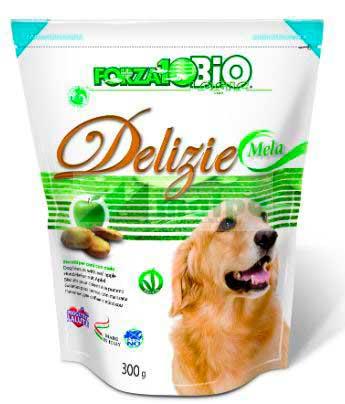 FORZA10 Delicias BIO Manzana (Mela) 300g