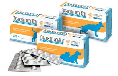 Denamarin 425mg (30 Comprimidos) RECUBIERTO