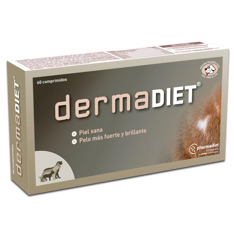 DERMADIET Zinc 60 Comprimidos