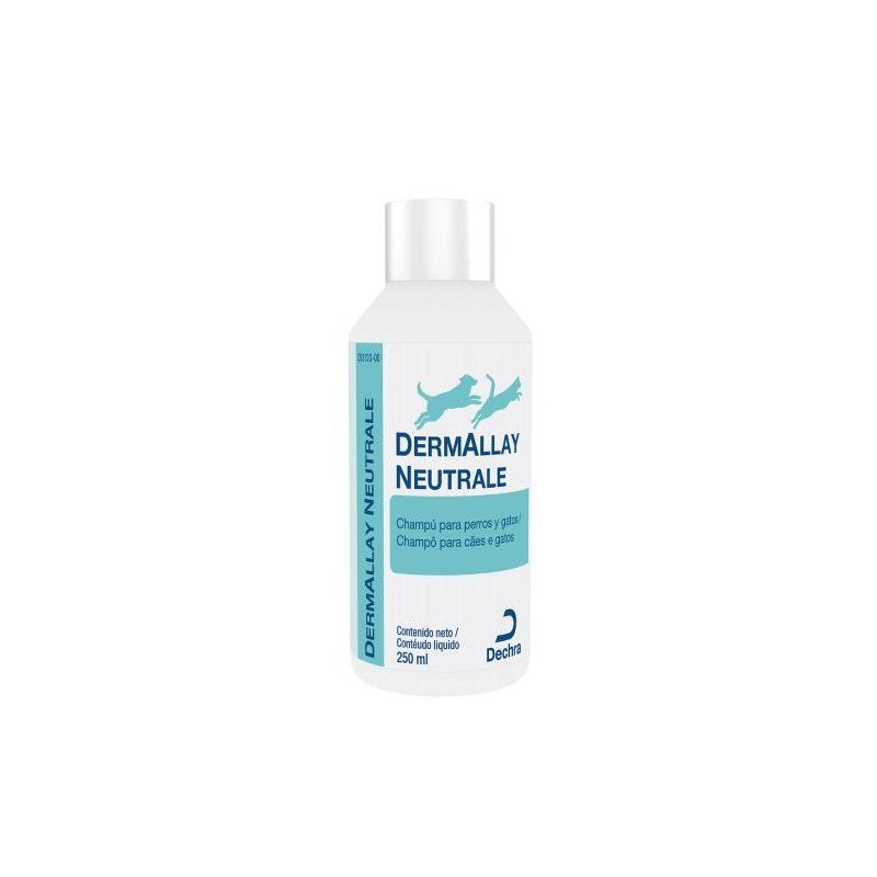 DERMALLAY NEUTRALE 250ml