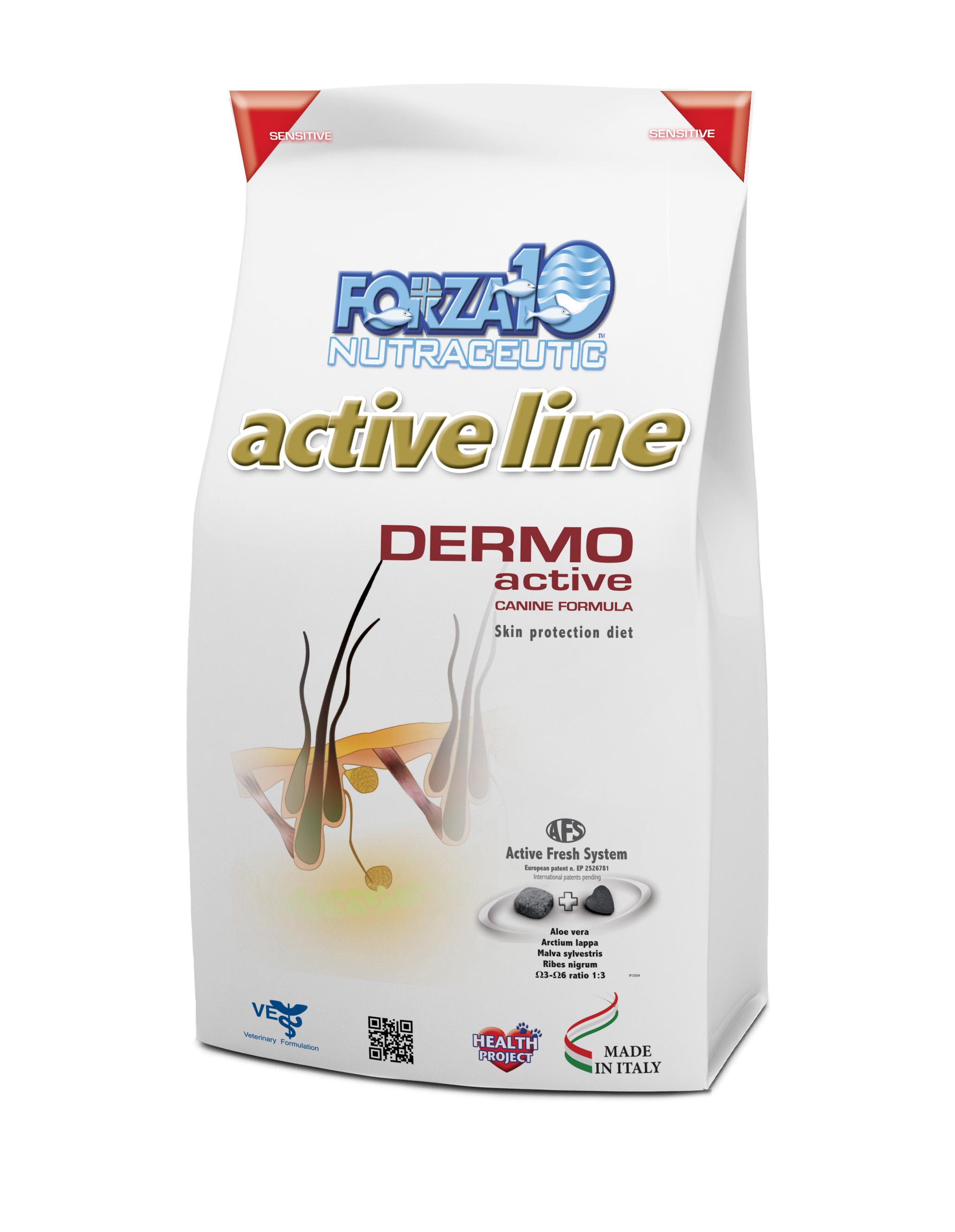 FORZA10 DERMO active 4kg