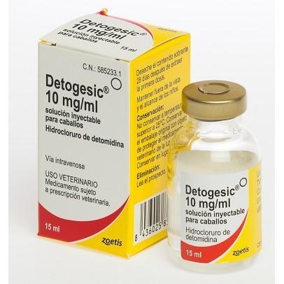 DETOGESIC 10ml