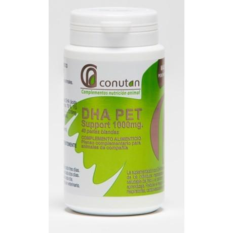 DHA PET SUPPORT 1000 (40 Perlas)