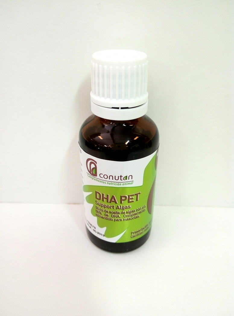 DHA PET SUPPORT ALGAS 30ml (sin Pipeta)