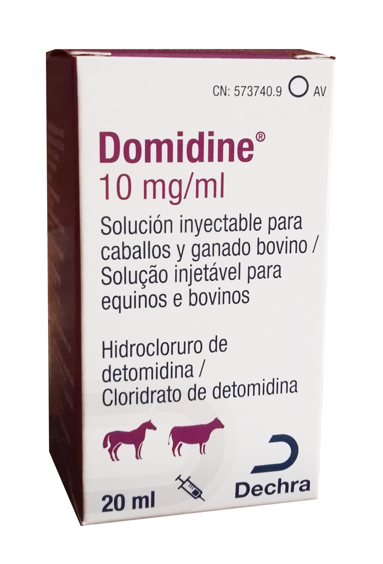 DOMIDINE 10mg/ml 20ml