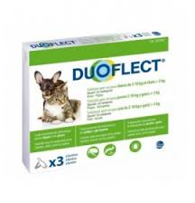 DUOFLECT DOG 2-10kg 3 Pipetas