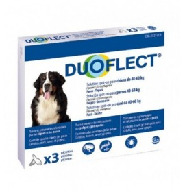 DUOFLECT DOG 40-60kg 3 Pipetas