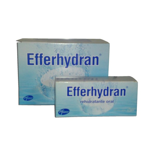 EFFERHYDRAN 48 Tabletas