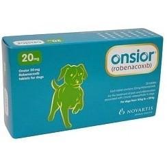 Onsior 20mg  (28 Comprimidos)