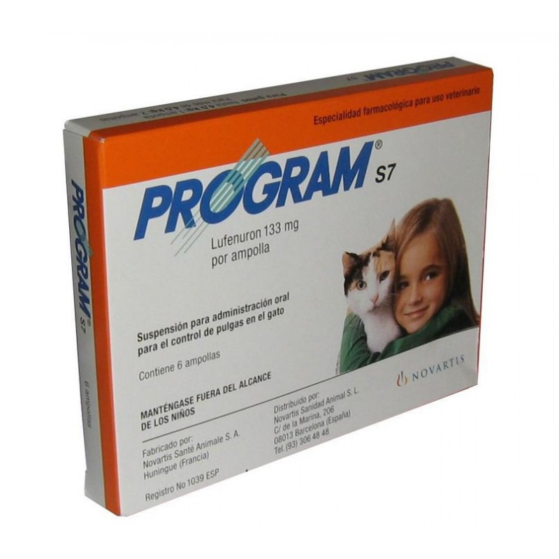 PROGRAM S7 GATOS
