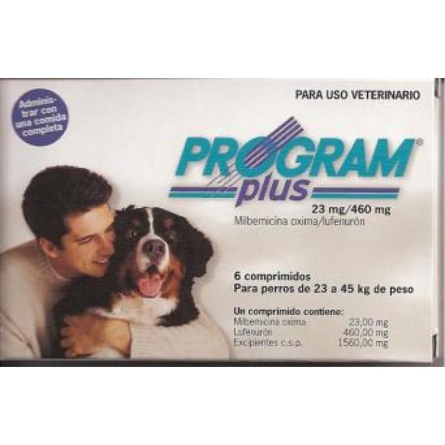 PROGRAM plus 23mg - 6 Comprimidos (gris)