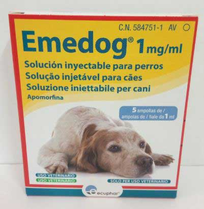 EMEDOG 1mg/ml