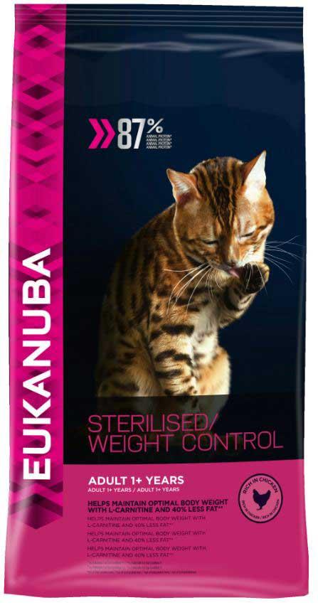 EUKANUBA GATO LIGHT 1.5kg (PROMO MARZO)
