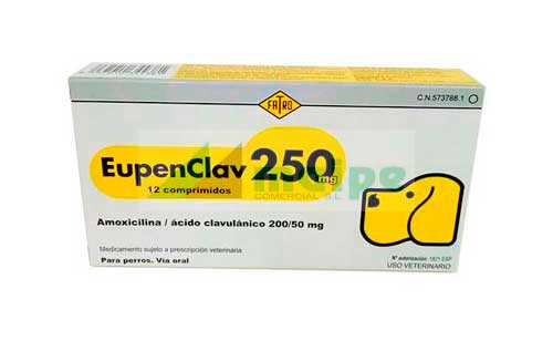 EupenClav 250mg (12 Comprimidos)