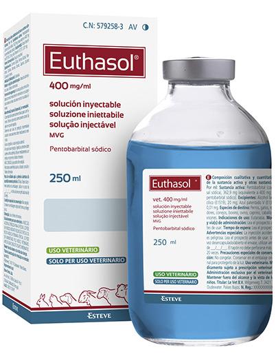 EUTHASOL 250ml