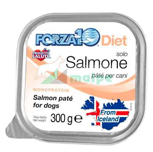 FORZA10 Lata solo DIET Salmón (Salmone) 300g