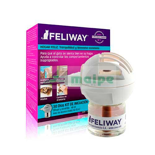 FELIWAY Difusor + Recambio 48ml