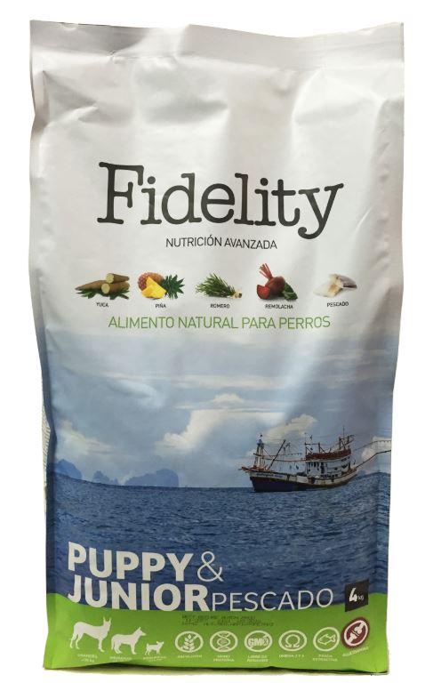 Fidelity Puppy Pescado 1.5kg