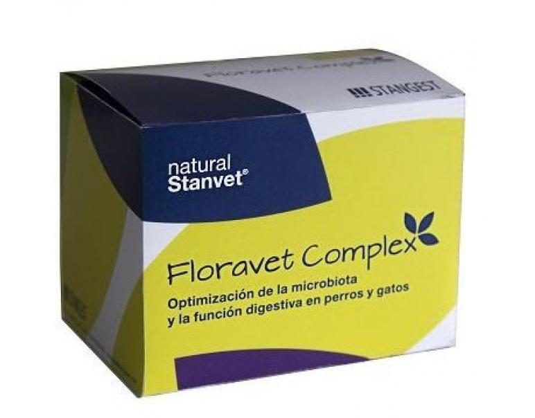 FLORAVET COMPLEX 25 Sobres x 2g