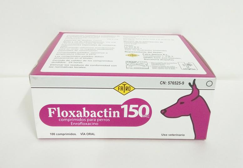 Floxabactin 150mg (100 Comprimidos)