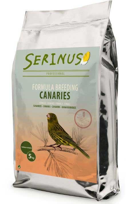 FORMULA CANARIOS CRIA 5Kg