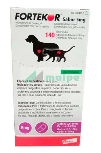 FORTEKOR Sabor 5 (140 Comprimidos)