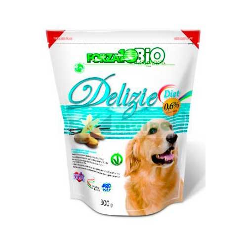 FORZA10 Delicias BIO Diet Light 300g