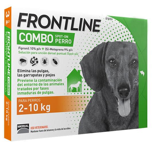 FRONTLINE COMBO  2-10 K.  6 P.