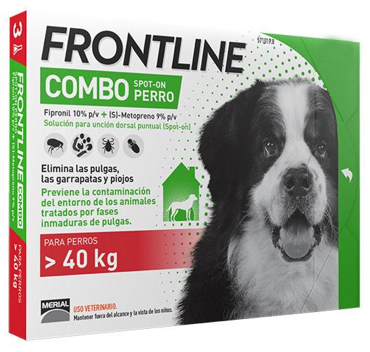 FRONTLINE COMBO 40-60 K.  6 P.