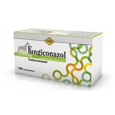 Fungiconazol 200mg (100 Comprimidos)
