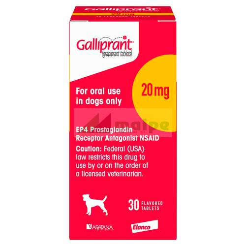 GALLIPRANT 20 MG 30 TAB