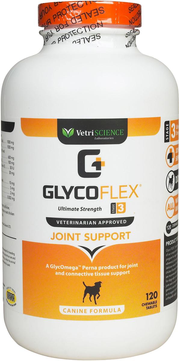 GLYCOFLEX 3 (120 Comprimidos)