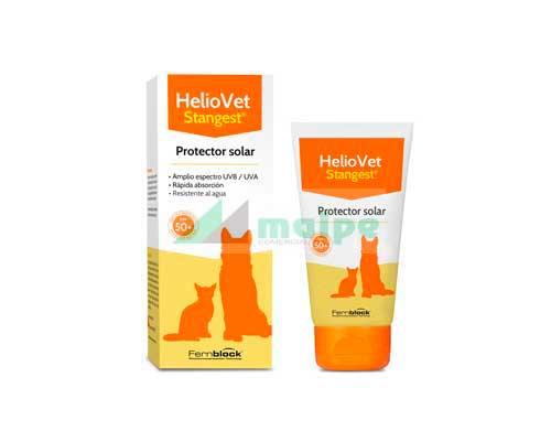 HELIOVET PROTECTOR SOLAR 50GR SPF50+