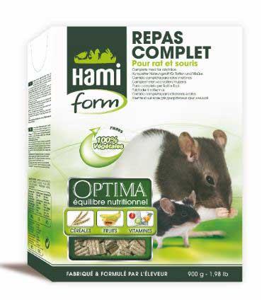 HF OPTIMA RATA/RATÓN 900gr