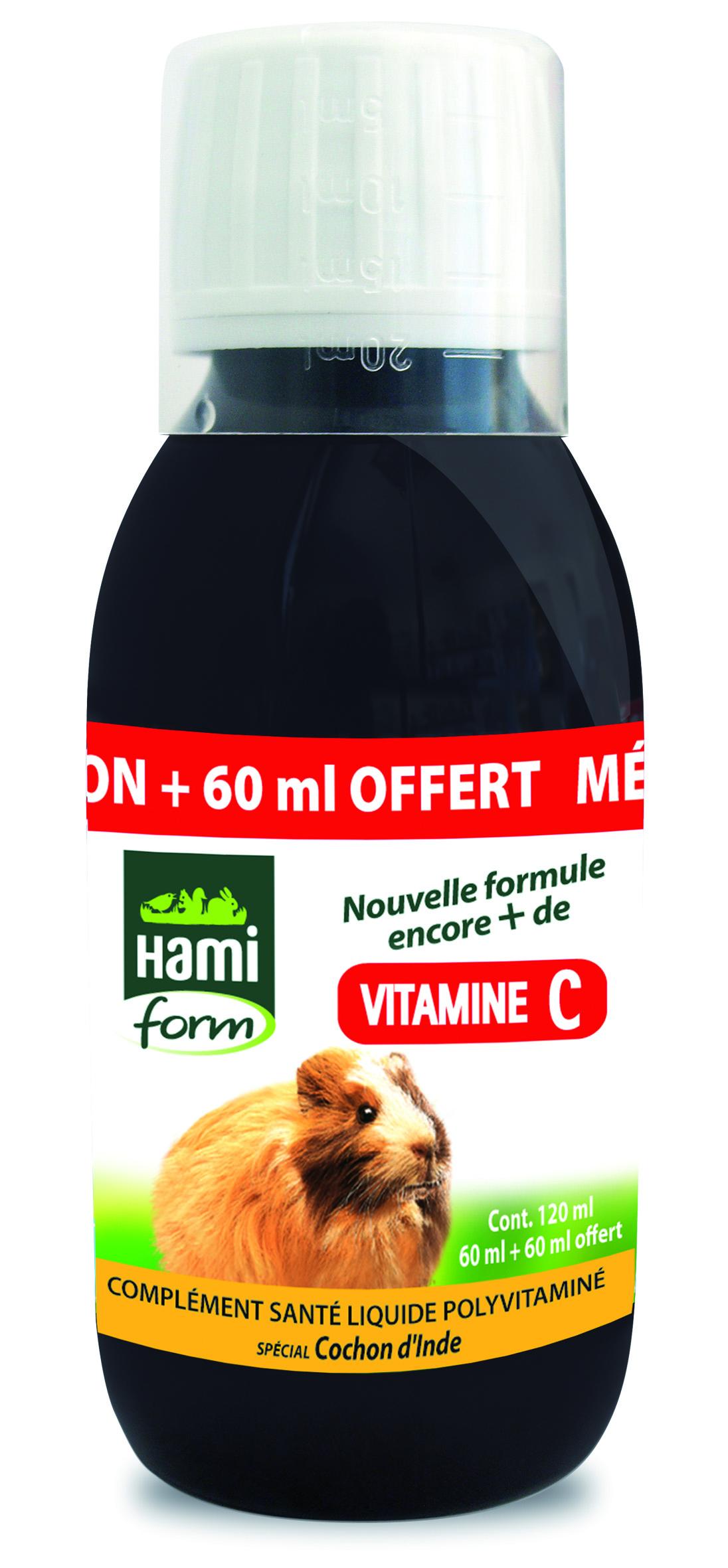HF VIT MULTI-VITAMINA C 120ml