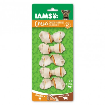 IAMS CHICKEN BONES XS (5 PACK)