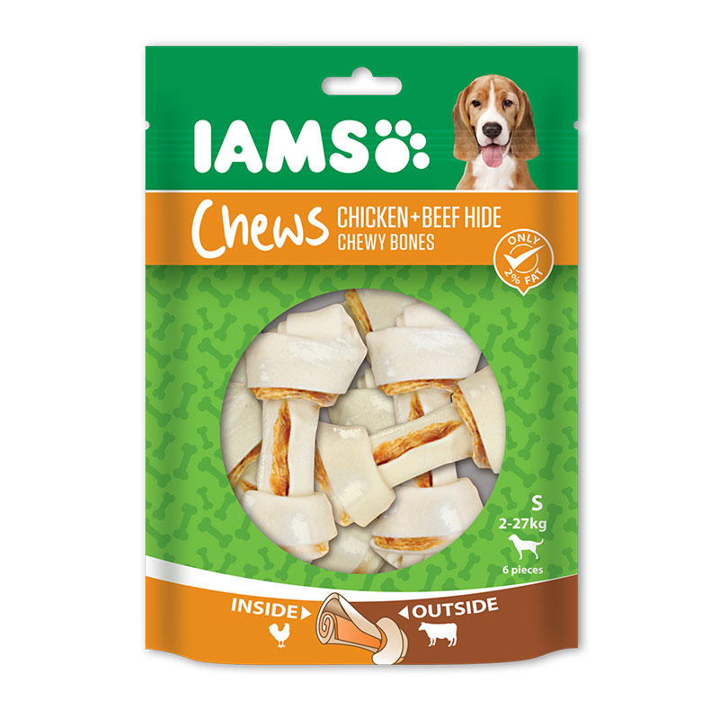 IAMS CHICKEN VALUE BAG S