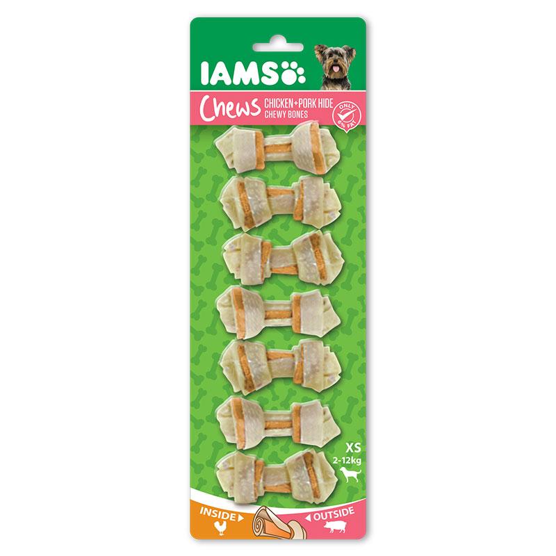 IAMS PORK BONES XS