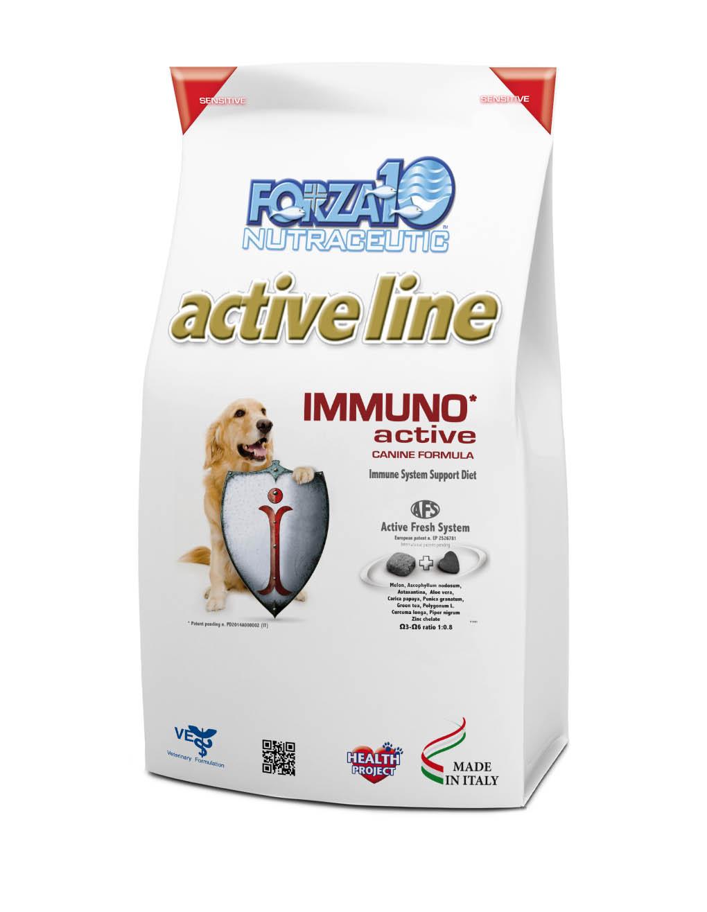 FORZA10 IMMUNO active 4kg