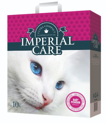 IMPERIAL CARE BABY POWDER 10 Litros
