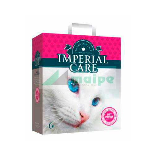 IMPERIAL CARE BABY POWDER 6 Litros
