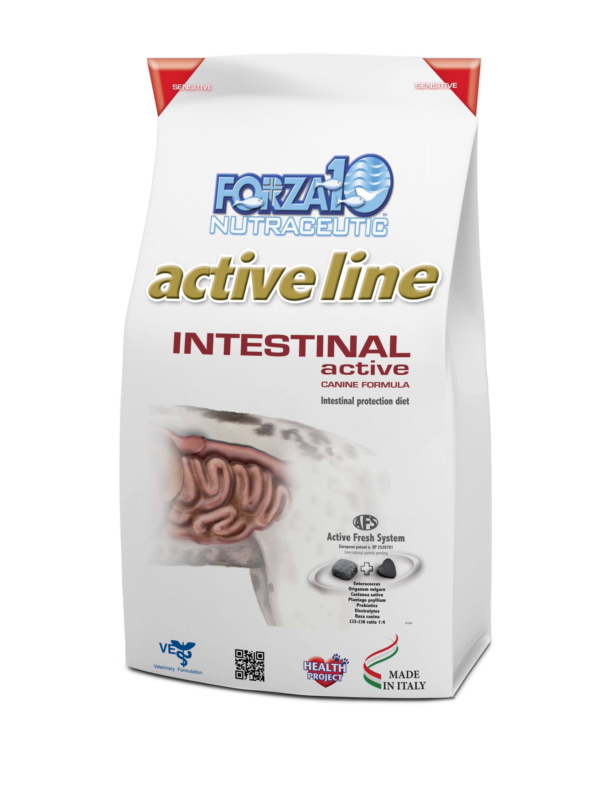 FORZA10 INTESTINAL active (20x150g)